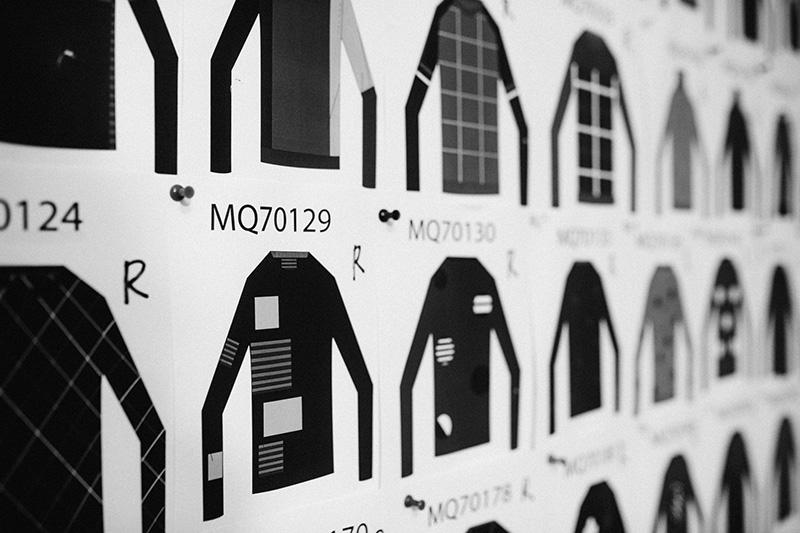 Ufficio Stile Moda : Progettazione gruppo pierelli